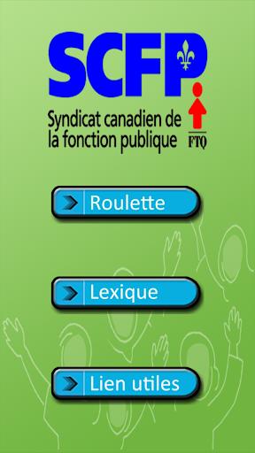 Roulette SCFP