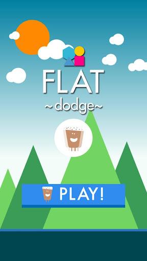 玩免費休閒APP|下載FLAT ~dodge~ app不用錢|硬是要APP