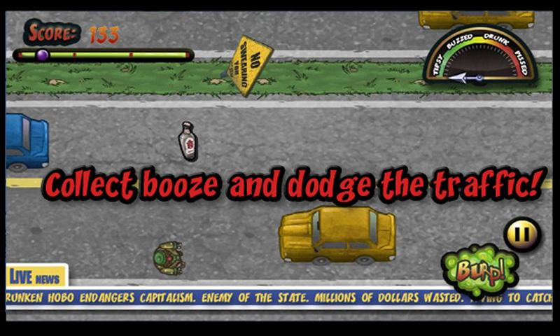 Highway Hobo- screenshot