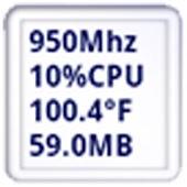Temp+CPU V2
