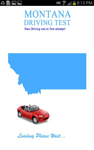 Montana Driving Test