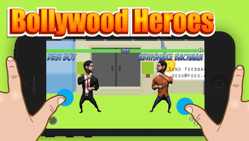 Bollywood Fighting 3D