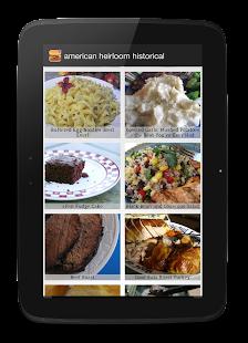 美國食譜免費