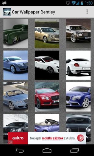 【免費媒體與影片App】Car Wallpaper Bentley-APP點子