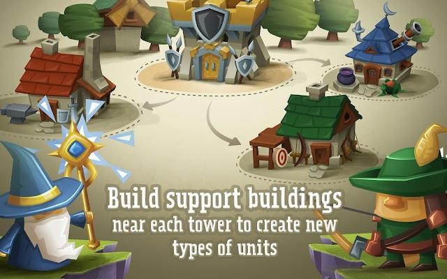 Tower Dwellers - screenshot