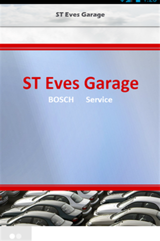 St Eve's Garage
