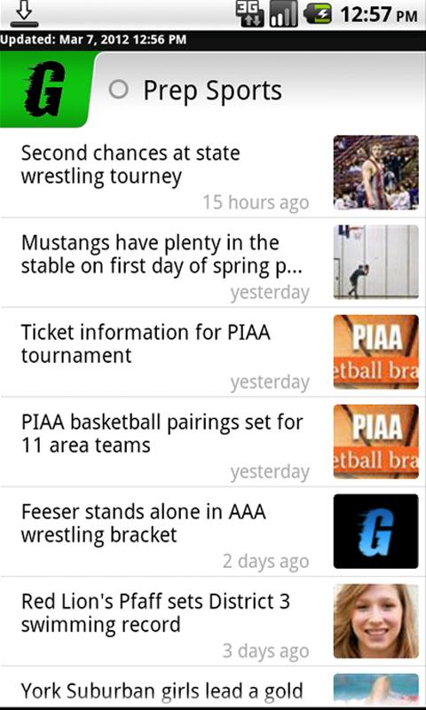 GameTimePA-York/Adams - screenshot