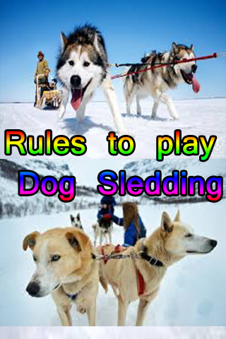 Rules to play Dog Sledding