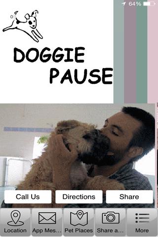 Doggie Pause