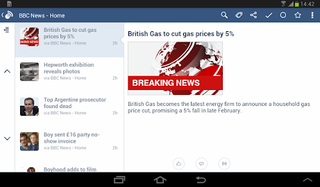 Inoreader - RSS & News Reader Screenshot 16