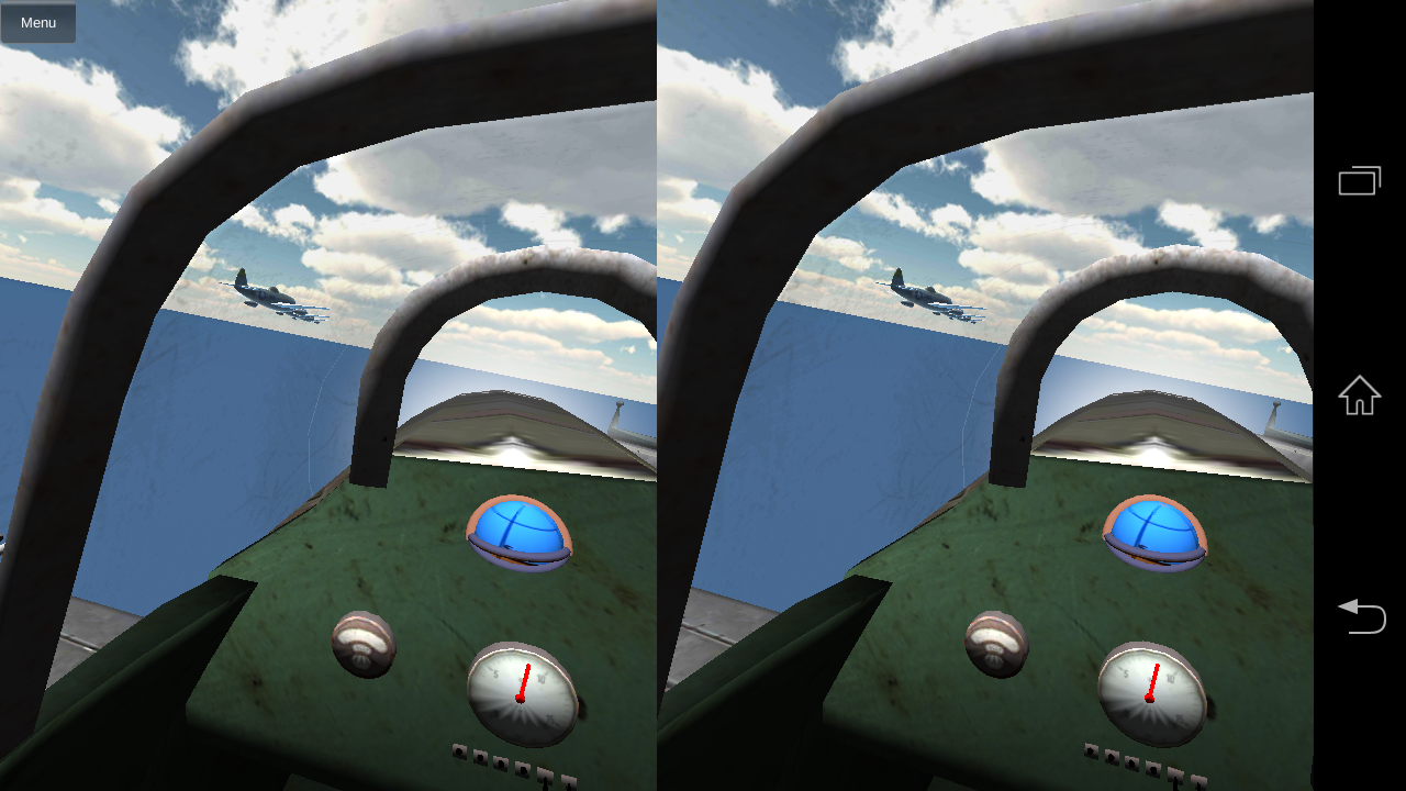 VR Combat Flight- screenshot