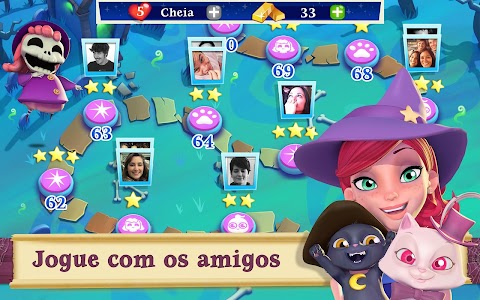 Bubble Witch 2 Saga v1.9.4