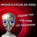 Modification de voix icon