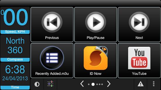 Poweramp Media Shortcuts- screenshot thumbnail