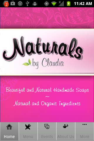 Naturals by Claudia