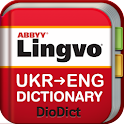 Ukrainian->English Dictionary icon