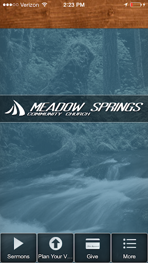 Meadow Springs CC