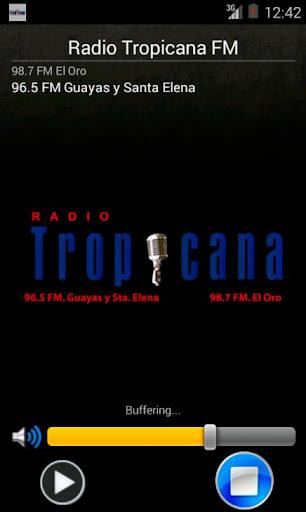 Radio Tropicana FM - Ecuador