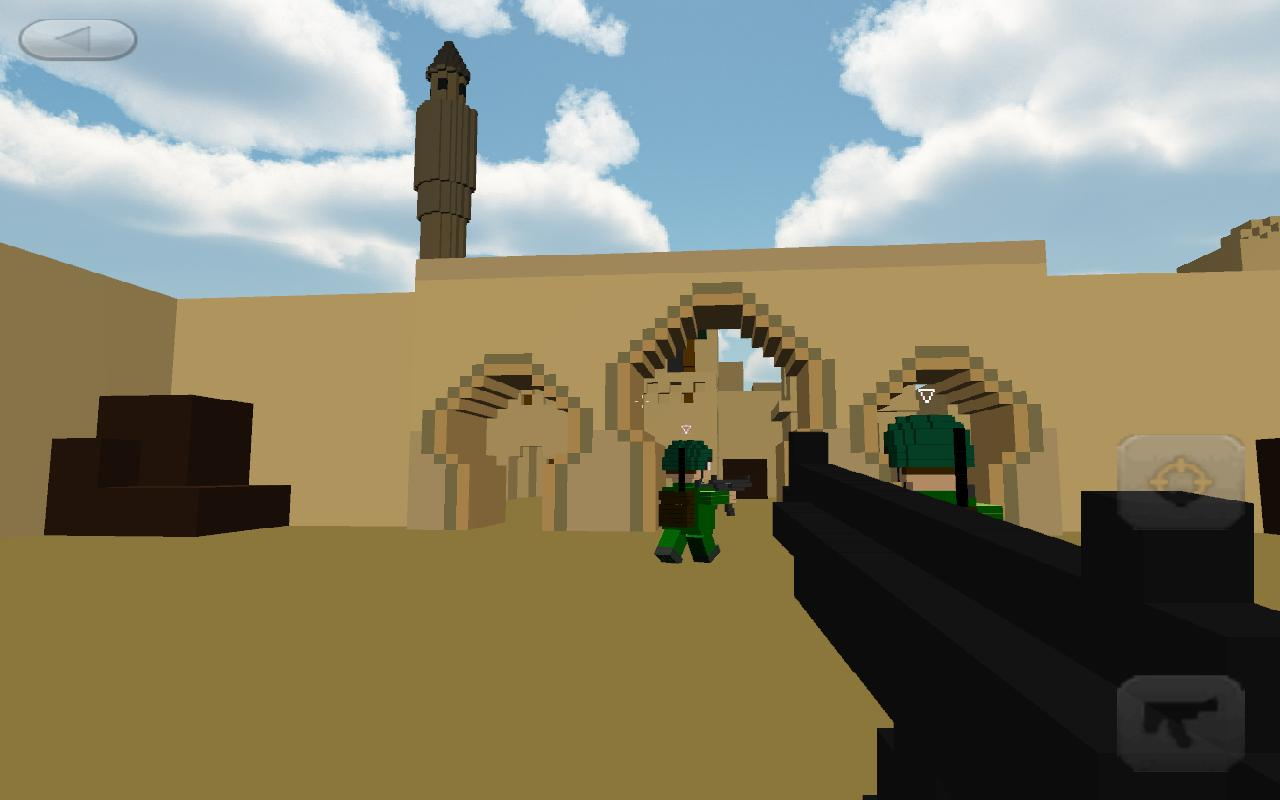 Block Ops- screenshot