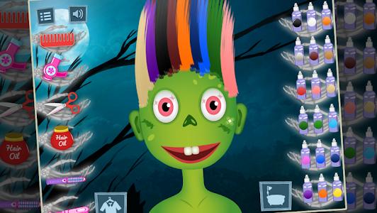 Halloween Hair Salon v48.1