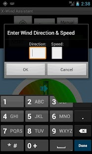 Cross Wind Assistant - screenshot thumbnail