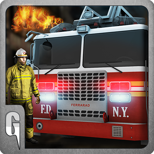 消防車シミュレータ3D 模擬 LOGO-玩APPs