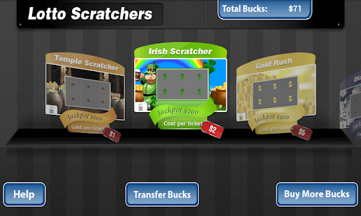 Scratch N Win- screenshot thumbnail