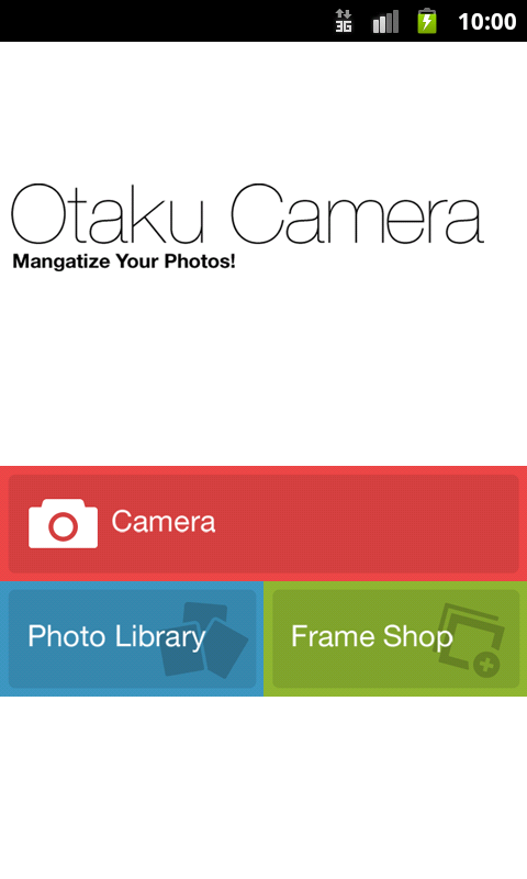 Otaku Camera - screenshot