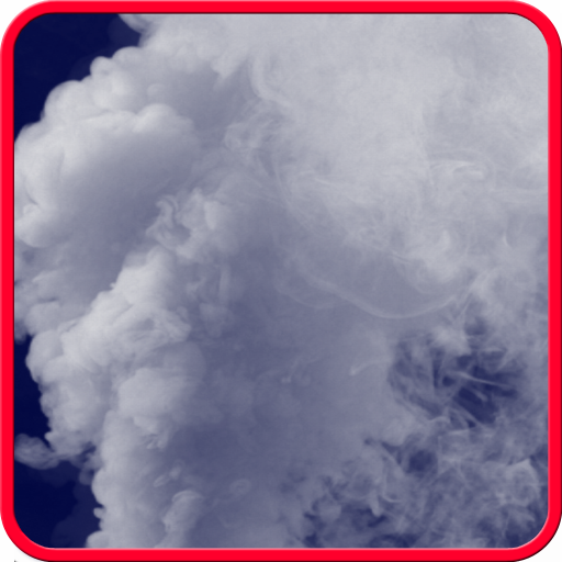 Smoke video wallpaper Icon