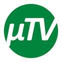 µTV Free – TV Torrents Grabber logo