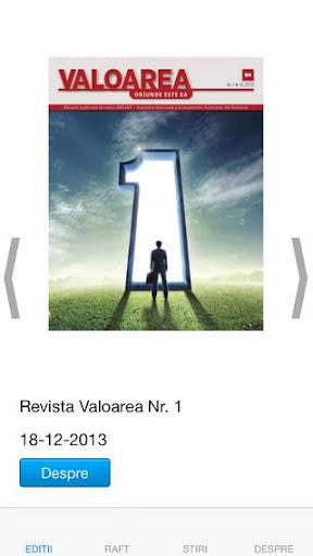 Revista Valoarea