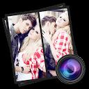 Photo Stories: Split Pic mobile app icon