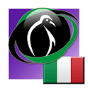 PenguinRoot Italian Verbs logo
