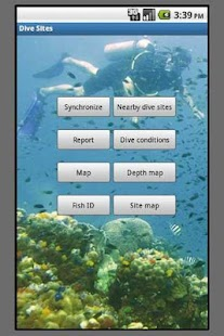Dive Sites - screenshot thumbnail