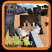 Pixel Hunter :Gun Shooting Run
