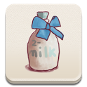 ZMilk GO Launcher Theme icon