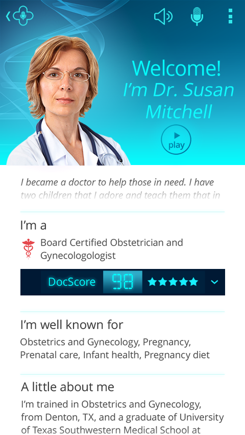 Talk To Docs - screenshot