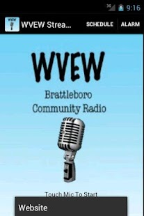 WVEW Radio Streamer- screenshot thumbnail