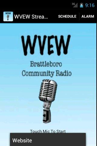 WVEW Radio Streamer- screenshot