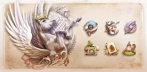Tải Pegasus Theme - ZERO launcher cho Android - Download APK