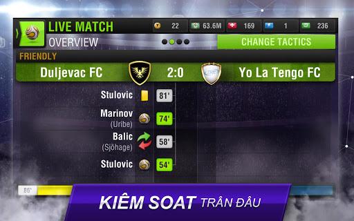 Top Eleven - Quản lý bóng đá 3