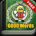 Apprendre l'Arabe 6 000 Mots icon