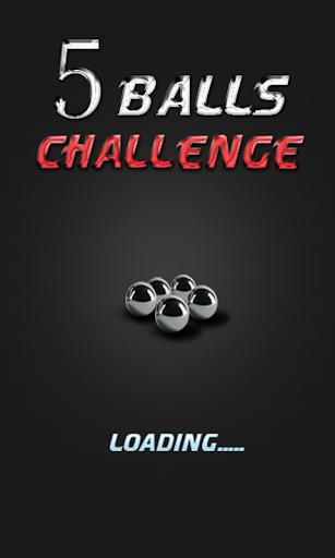 5球挑戰賽