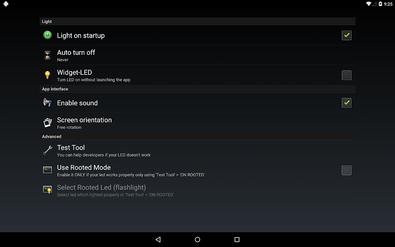 FlashLight HD LED Pro Screenshot 6