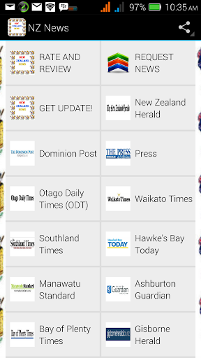 New Zealand Newspapers News