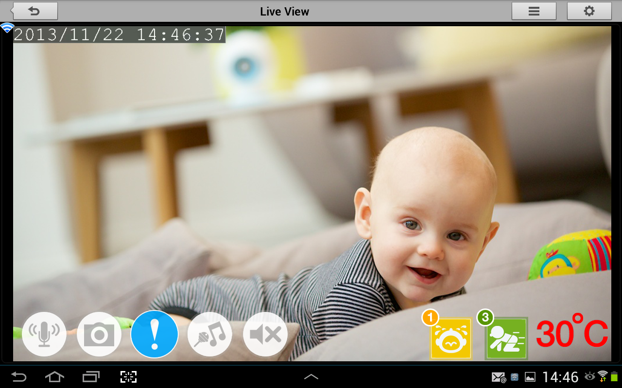 mydlink Baby Camera Monitor - Android Apps on Google Play