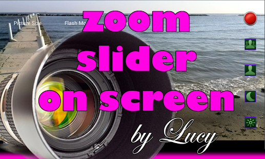 How to get Super Zoom Camera by Lucy unlimited apk for bluestacks