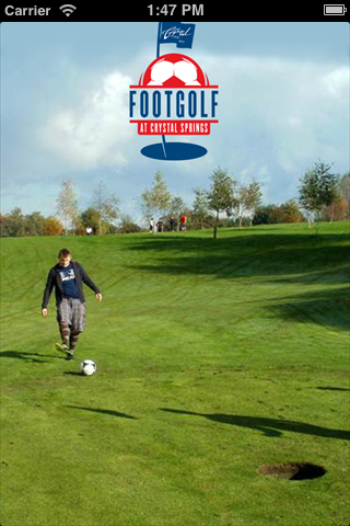 Crystal FootGolf- screenshot