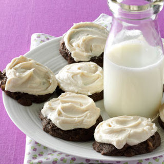 Frosted Chocolate Delights