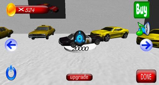 자동차 영웅 3D